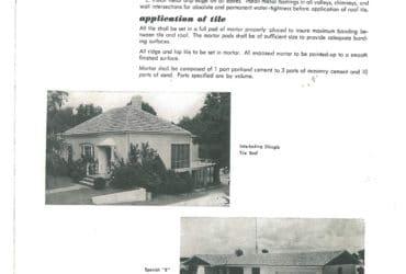 1950s flyer