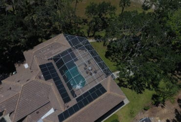 Residential tile and solar roof