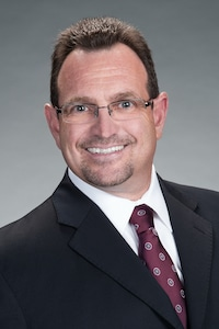John Carr VP R&R Industries