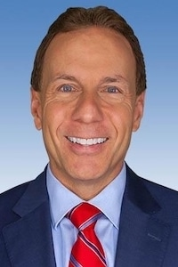 Michael Ehrenberg Meteorologist CBS 12